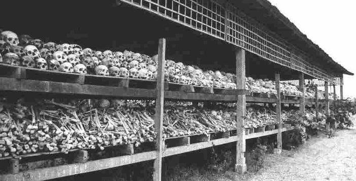 Cambodian Genocide (1975-1978) - Home